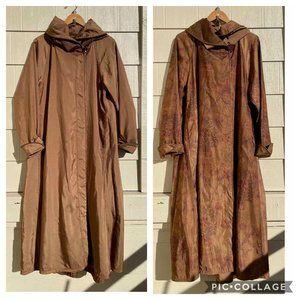 Mycra Pac Printed Raincoat Jacket Reversible